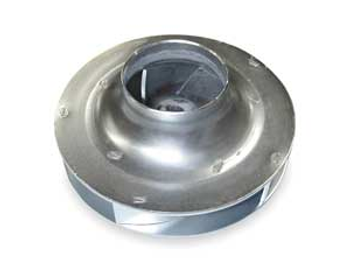 """816304-021 Armstrong 4.75"""" OD Steel Impeller"""
