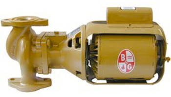 106197LF Bell & Gossett 100 BNFI Bronze Pump 1/12HP
