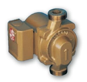 103257LF Bell & Gossett NBF-8S/LW Pump 1/40 HP Motor