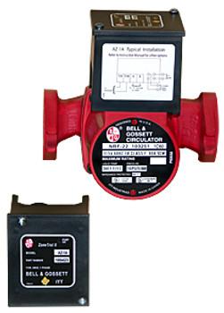 109423 Bell & Gossett ZoneTrol II AZ-1A Add-A-Zone