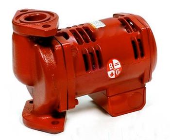 1BL032 Bell & Gossett PL-55 Pump 2/5 HP Motor