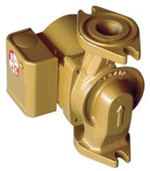 103252LF Bell Gossett NBF-22 Bronze Body Pump 1/25 HP