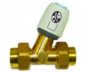 109501 Bell & Gossett Snap Zone Valve SZV-075S-4WE