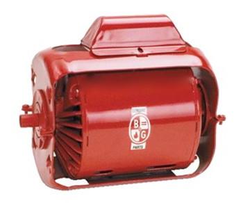 169207 Bell & Gossett 3/4 HP Tri Volt Motor 3 Phase
