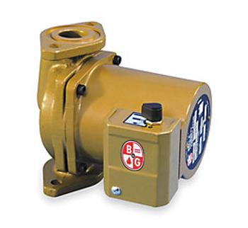 103405LF Bell & Gossett NBF-45 Pump 1/6 HP 3-Speed Motor