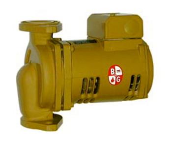 1BL003LF Bell & Gossett PL-36B Bronze Booster Pump with 1/6 HP Motor