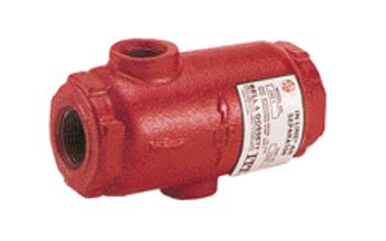 """Bell & Gossett IAS 1-1/2"""" In Line Air Separator 112097"""