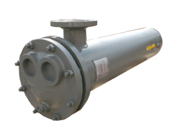 SU64-4 Bell & Gossett Shell & Tube Heat Exchanger