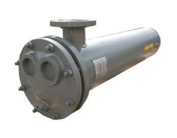 WU128-2 Bell & Gossett Shell & Tube Heat Exchanger