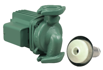0011-F4 Taco Cast Iron Circulating Pump With 1/8 HP