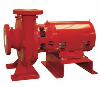 Bell & Gossett Series e-1532 2BD 3HP 1750 RPM 3PH ODP Pump