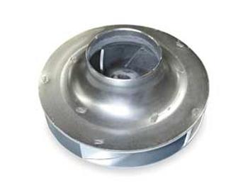 """118452 Bell & Gossett Steel Impeller 6"""" OD"""