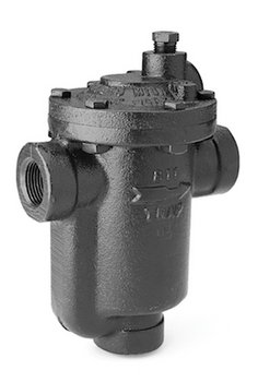 "813 1-125 Armstrong 1"" Inverted Bucket Steam Trap 1/4"""