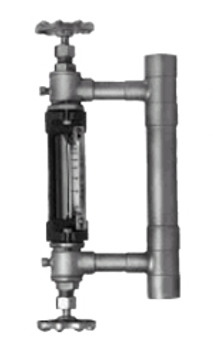 "140003 Bell & Gossett TFI-2 Thermoflo Indicator 2"" Sweat"