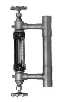 "Bell & Gossett TFI-2-1/2 Thermoflo Indicator 2-1/2"" Sweat Part Number 140004"