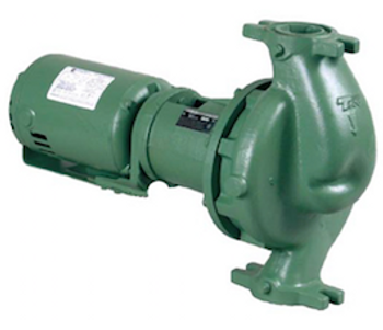 Taco 1619E3E2 1HP 3PH 1600 Series In-Line Centrifugal Pump