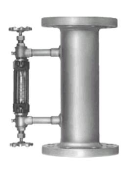 "Bell & Gossett TFI-6 Thermoflo Indicator 6"" Flanged Part Number 140008"