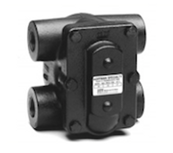 """404216 Hoffman Steam Trap FT125H-4 - 1"""" Float & Thermostatic Trap"""