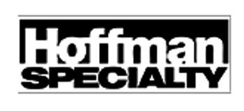DP1966 Hoffman Specialty Seal Holder Plate