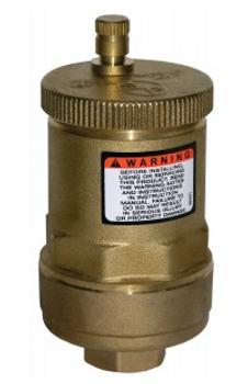 113246 Bell & Gossett Model 98 Automatic Air Vent