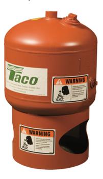 CX30-125 Taco Diaphragm 8 Gal Expansion Tank