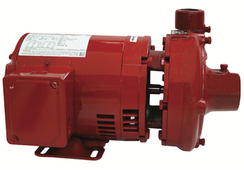 168314LF Bell & Gossett e3509T Series e-1535 Pump 1/2HP