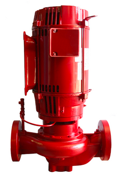 Bell & Gossett Series e-80 5HP Pump Model 4 x 4 x 7B