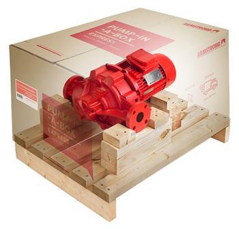 "4360D00BL-083 Armstrong Pump In A Box 2HP 2""x2"" 4360D00BL-083"