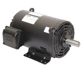 WEG 00736OT3E184JM-S 7.5HP 3600/3/60 184JM ODP Motor