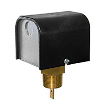 """McDonnell & Miller FS4-3DS 1"""" Flow Switch With Stainless Steel Body & 2 SPDT switches 114642"""
