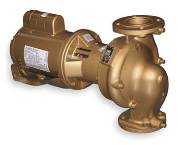 1EF028LF Bell & Gossett Be610S Bronze Series e-60 Pump 1/2 HP
