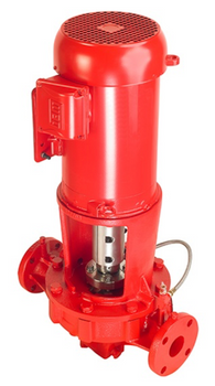 4300-12x12x17 Armstrong Split Coupled Vertical In-Line Pump 100 HP Motor