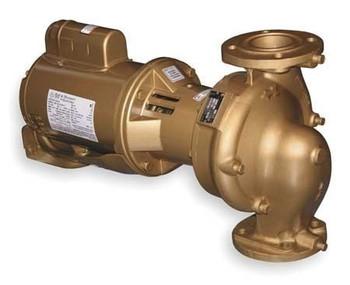 1EF056LF Bell & Gossett Be611T Bronze Series e-60 Pump 3/4 HP