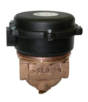 """115652 McDonnell & Miller FS6-W-1 - 1"""" Flow Switch"""