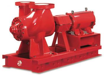 VSX-VSC Bell & Gossett Vertical Split Case Pump Model 4x6x10-1/2A