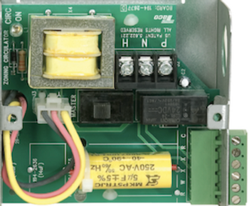 005-029RP Taco Replacement Zoning Circulator PC Board