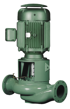 KS1509 Taco KS Series 3HP Vertical In-Line Pump with Split Coupling