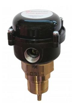"""120601 McDonnell & Miller FS8-W - 1"""" Flow Switch"""