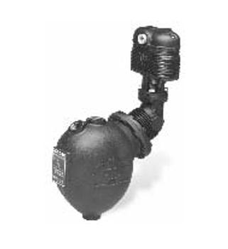165800 McDonnell & Miller High Pressure Level Control 94AM