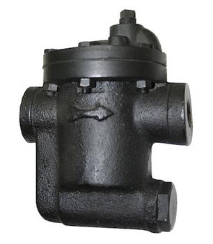 404301 Hoffman B1015S-2 Inverted Bucket Steam Trap w/ Strainer