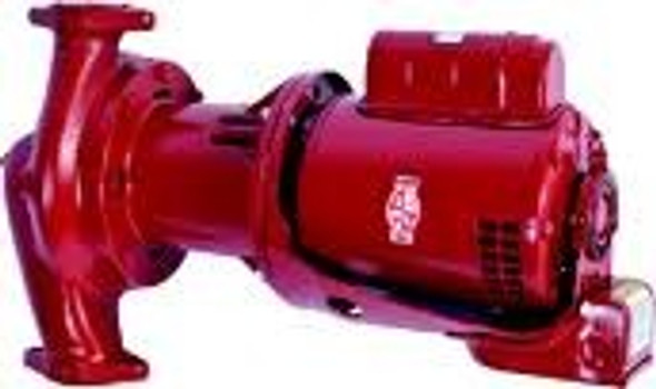 172738LF Bell Gossett 608T Series 60 Pump With 1/2 HP Motor