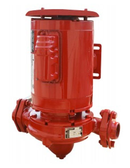 179008LF Bell & Gossett 90-5T Pump 2 HP Motor