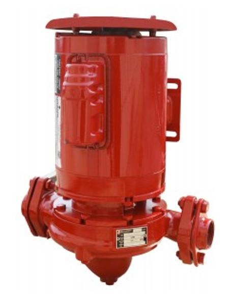 179013LF Bell Gossett 90-8S Pump 1-1/2 HP Motor
