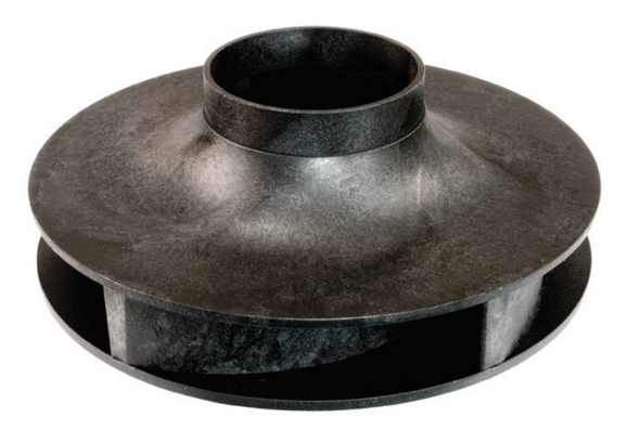 """816304-321 Armstrong 4.75"""" Non Ferrous Impeller For S-55 Pumps"""