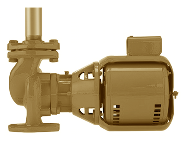 116536LF-137A Armstrong S-69-3 AB All Bronze Pump 1HP 3PH