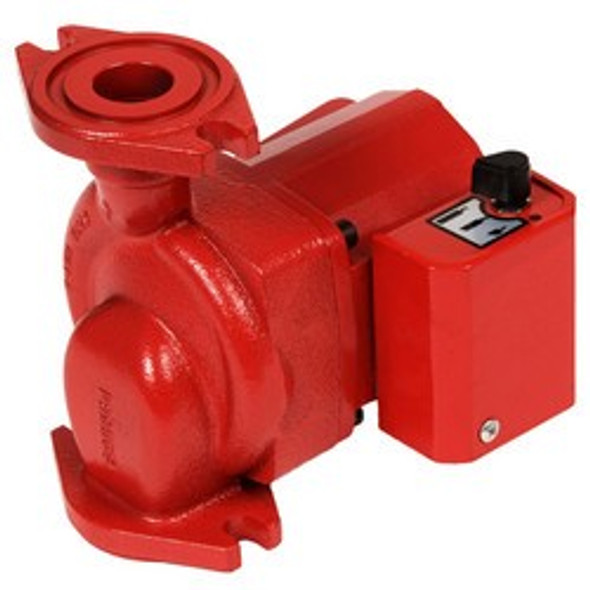 103404 Bell Gossett NRF-45 Pump 1/6 HP 3-Speed Motor