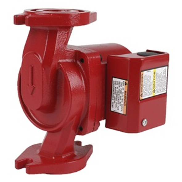 103267 Bell Gossett NRF-9F/LW Pump 1/25hp Red Fox Circulator