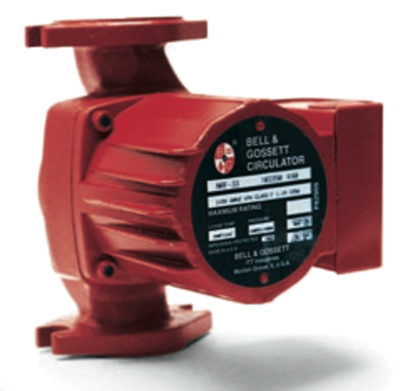 106507 Bell & Gossett Series LR-20WR Circulating Pump