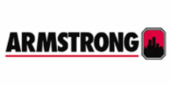 """426728-011 Armstrong Pedestal-INT Cast Iron 13""""L - 16.5""""BD"""