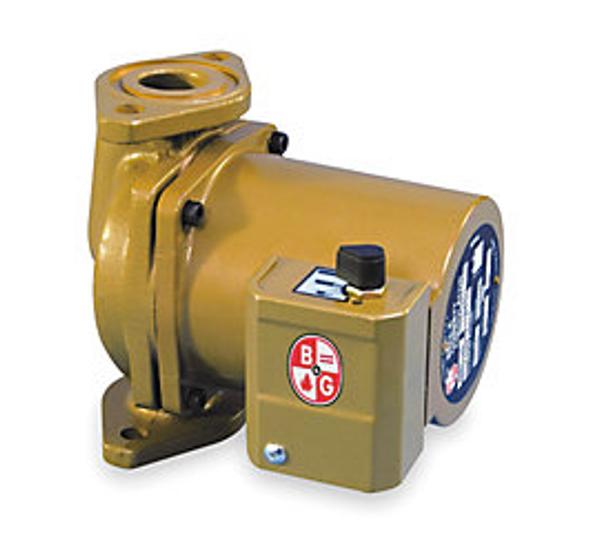 103401LF Bell & Gossett NBF-36 Pump 1/6 HP 3-Speed Motor